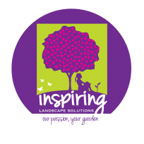 Circle logo of Inspiring Landscape Solutions