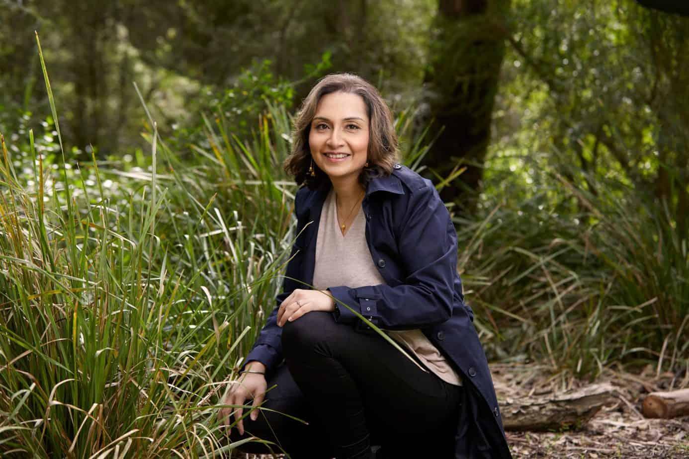 Landscape designer Melbourne Parveen Dhaliwal Inspiring Landscape Solutions